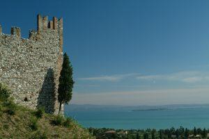 fulvio vivenzi - padenghe sul garda - il castello